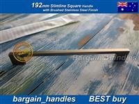 192mm Square Handle / D-Square