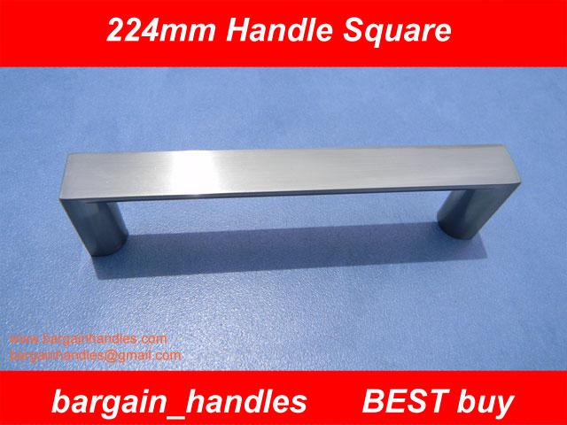 224mm Square Handle / D-Square