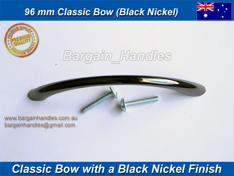 [96mn Classic Bow (Black Nickel)]