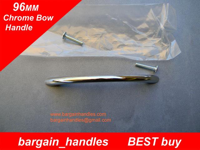 [96mm Classic chrome bow]