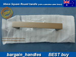 96mm Square Handle / D-Square