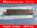 96mm Wide Square Handle / D-Square