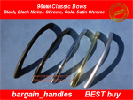 96mm Classic bows in 5 different colours