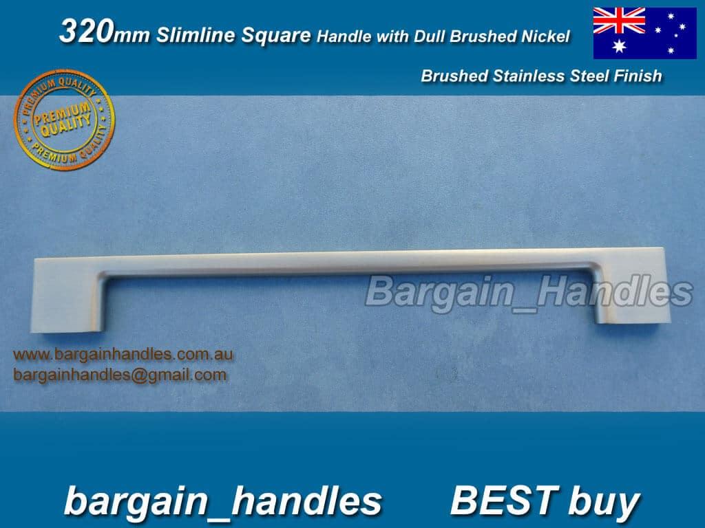 320mm Slimline Square Handle
