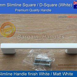 LIVORNO D HANDLE - MATT WHITE