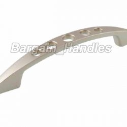 96mm Arched Bows With Holes (Stain Nickel Finish)