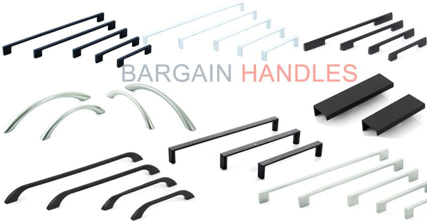 Bargain handles logo home page banner