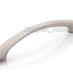 Tapered Flat Bow Kitchen Door handle